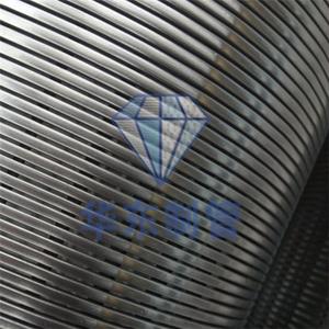 不銹鋼304 8英寸 10英寸楔形繞絲篩管 V型濾水管
