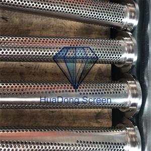 5英寸不銹鋼雙臺階鉆桿濾清器