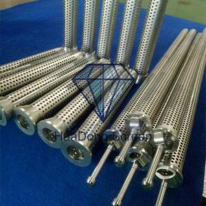 4-1/2英寸鉆桿濾清器 石油開采用鉆桿濾子 Drill pipe screen